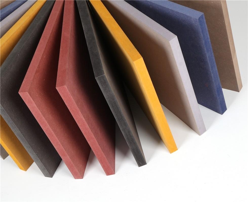 Innovus coloured mdf een door en door gekleurd mdf for Mdf colors