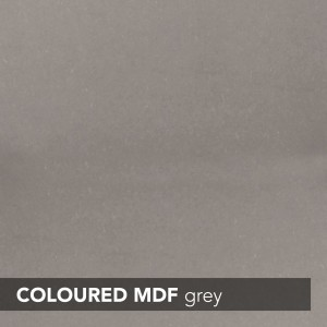 MDF INNOVUS COLOURED - GREY