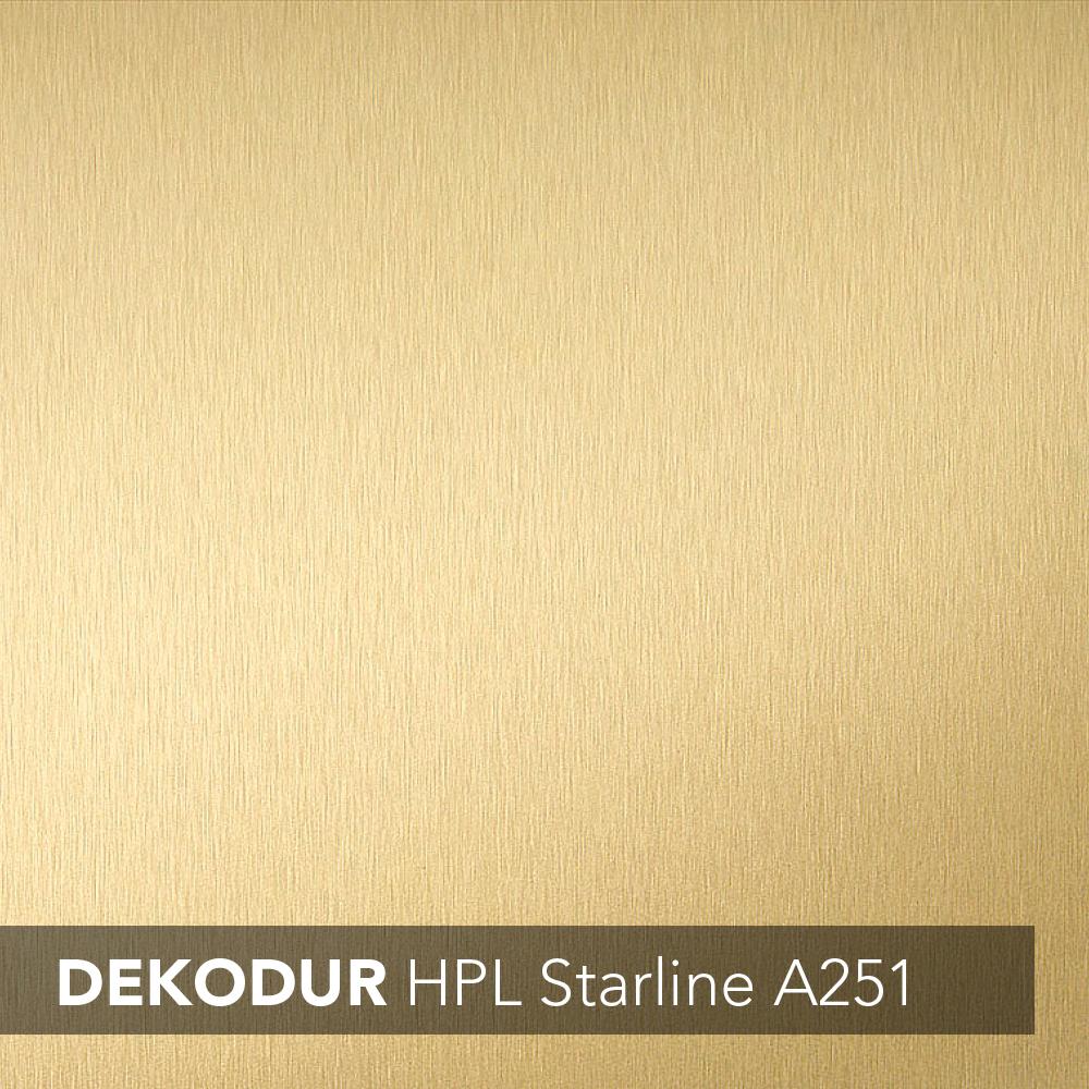 Dekodur HPL Starline A251
