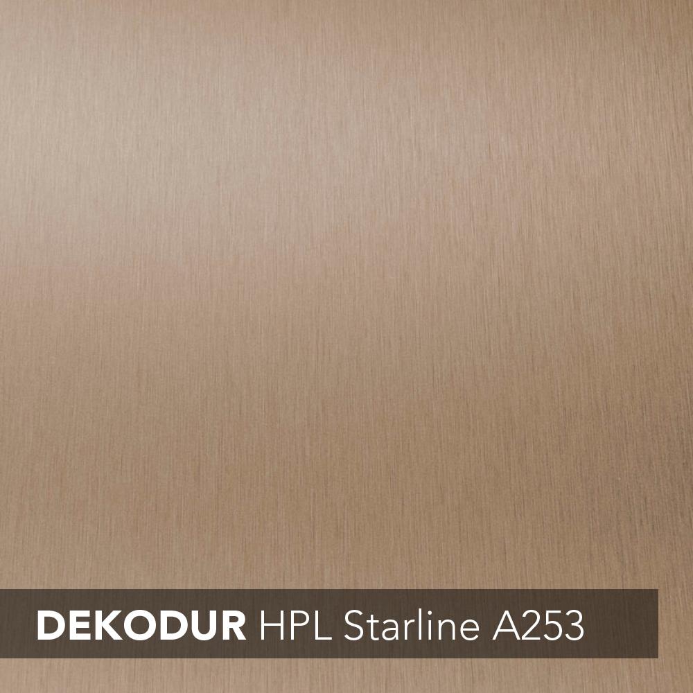 Dekodur HPL Starline A253